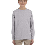 Cotton Youth Long-Sleeve T-Shirt