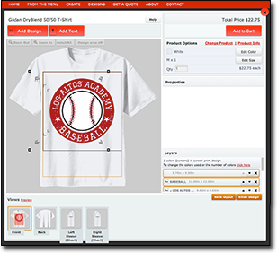 It's Easy & Fun to Design Your Personalized T-Shirts Online
